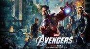 The avengers poster-banner