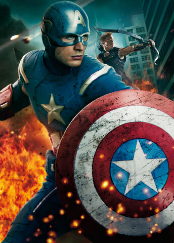 File:CaptainAmerica Hawkeyeavengers.jpg
