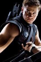 Clint Barton Avengers