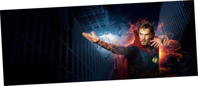 File:Doctor Strange textless poster 3.jpg