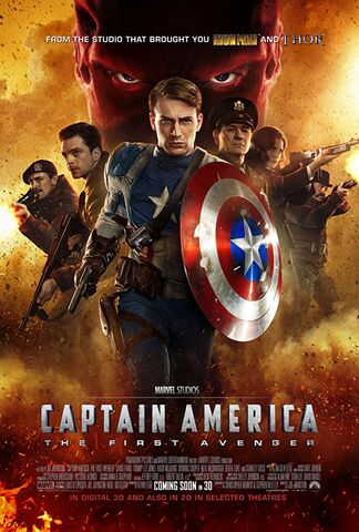File:Captain America Theatrical Poster.jpg