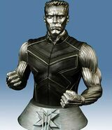 Colossus-Bust