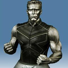 Official Bust of Daniel Cudmore as Colossus.
