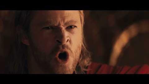 Thor teaser trailer