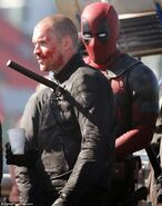 Deadpool Filming 43