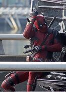 Deadpool Filming 17