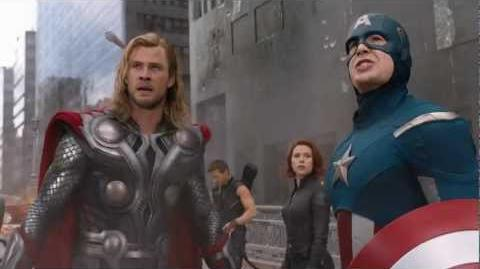 Marvel's The Avengers Blu-ray Trailer
