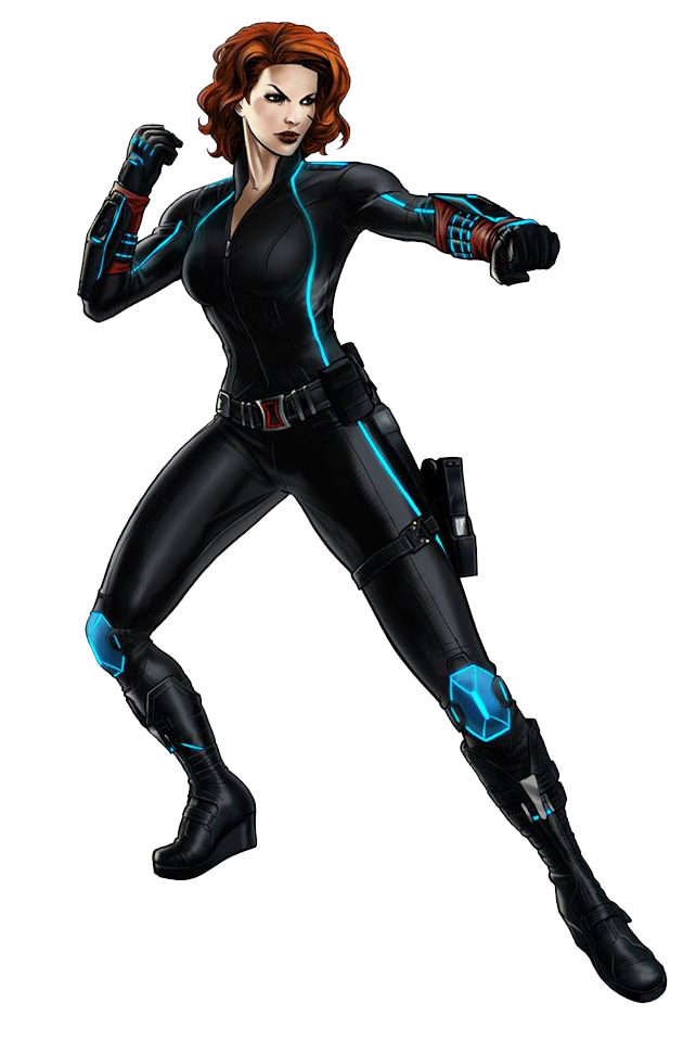 Image - Avengers Age of Ultron Black Widow Portrait Art.png | Marvel ...Black Panther Marvel Avengers Alliance