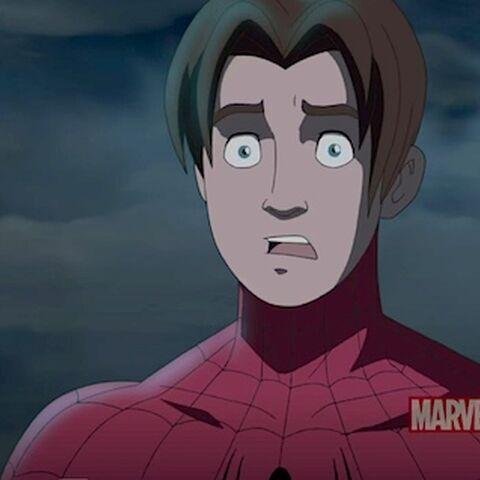 Peter Parker (Ultimate...