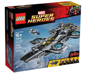 SHIELD Helicarrier-1