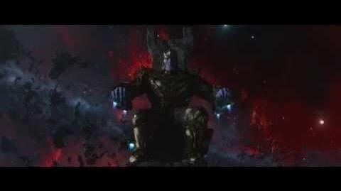 Thanos Scene - Guardians of The Galaxy HD 1080p