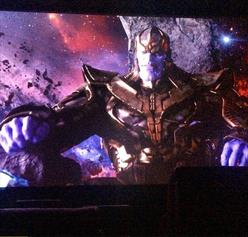Thanos in GOTG