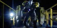 Iron Man armor (Mark XXV)