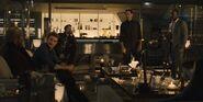 AoU Steve, Clint, Tony, Rhodey