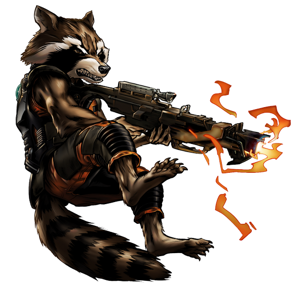 Rocket Raccoon Terre616  Marvel Wiki  FANDOM powered