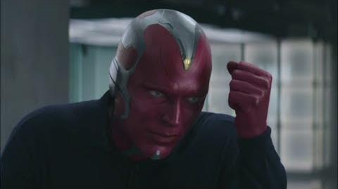 "CAPTAIN AMERICA CIVIL WAR - Clip ""Vision and Scarlet Witch"" (GMA)"