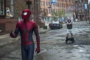 TASM2 Spider-Man and Aleksei