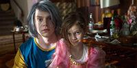 Peter's Little Sister