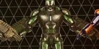 Iron Man armor (Mark XXVI)