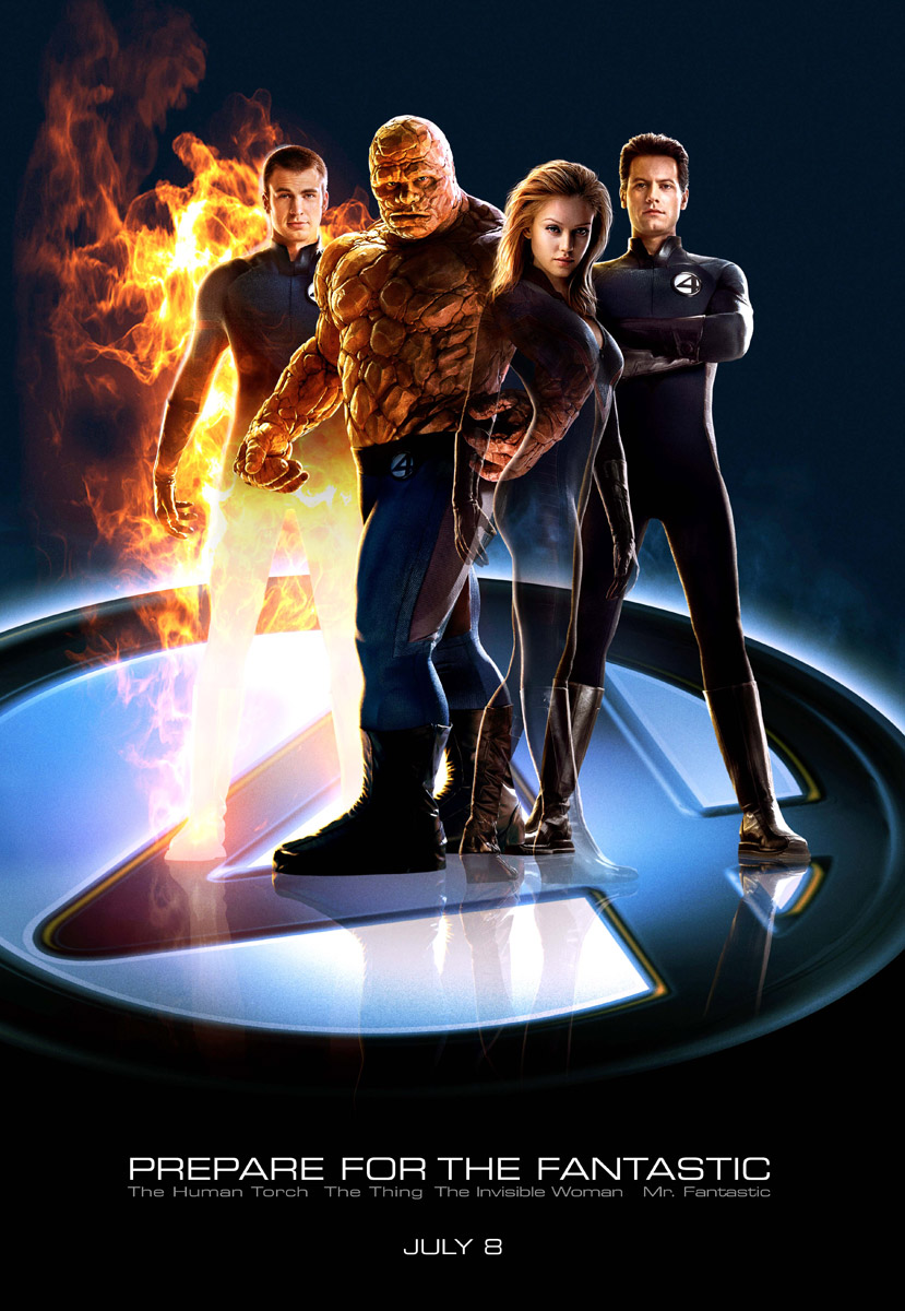 Report: Fantastic Four Back at Marvel, New Film Coming ...