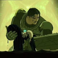 Death of Li Mei.