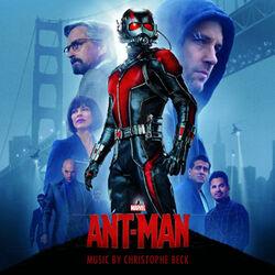 Ant-Man Soundtrack