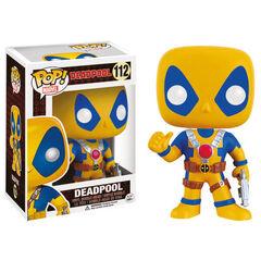 Yellow/Blue Deadpool