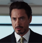 Tony Stark IM close