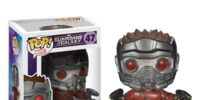 Pop Vinyls: Guardians of the Galaxy