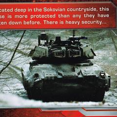 HYDRA tanks.
