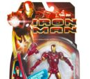 Iron Man action figures