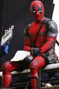 Deadpool Filming 44