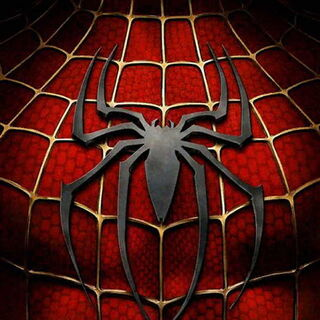 Teaser Poster of Spider-Man's suit