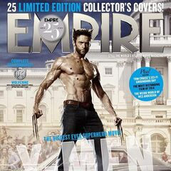 Past Wolverine on the cover of Empire.
