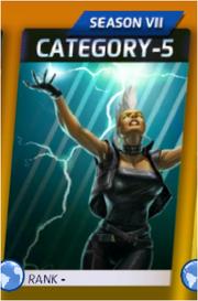 Category-5 (Season VII)