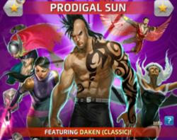 Prodigal Sun Offer