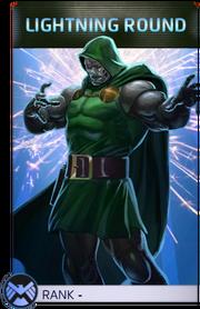 Doctor Doom Lightning Round