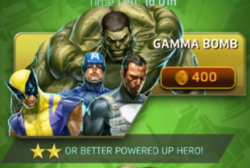 The Hulk Gamma Offer
