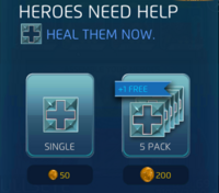 Health Pack Sale