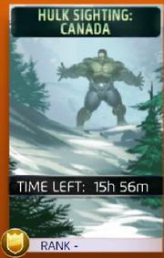 The Hulk Event Canada