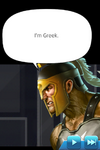 Dialogue Ares (Dark Avengers)