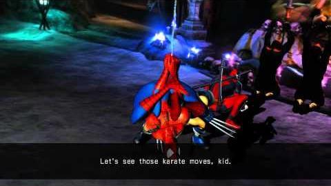 UMVC3 Ryu Quotes (W Eng & Jap Voices)