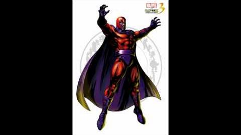 Marvel VS Capcom 3 - Magneto Theme