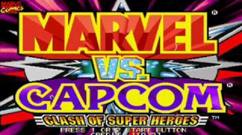 Marvel vs Capcom OST 06 - Hulk's Theme