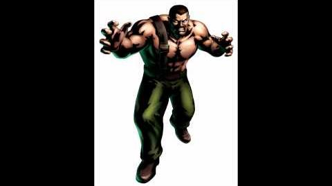 Marvel VS Capcom 3 - Mike Haggar's Theme