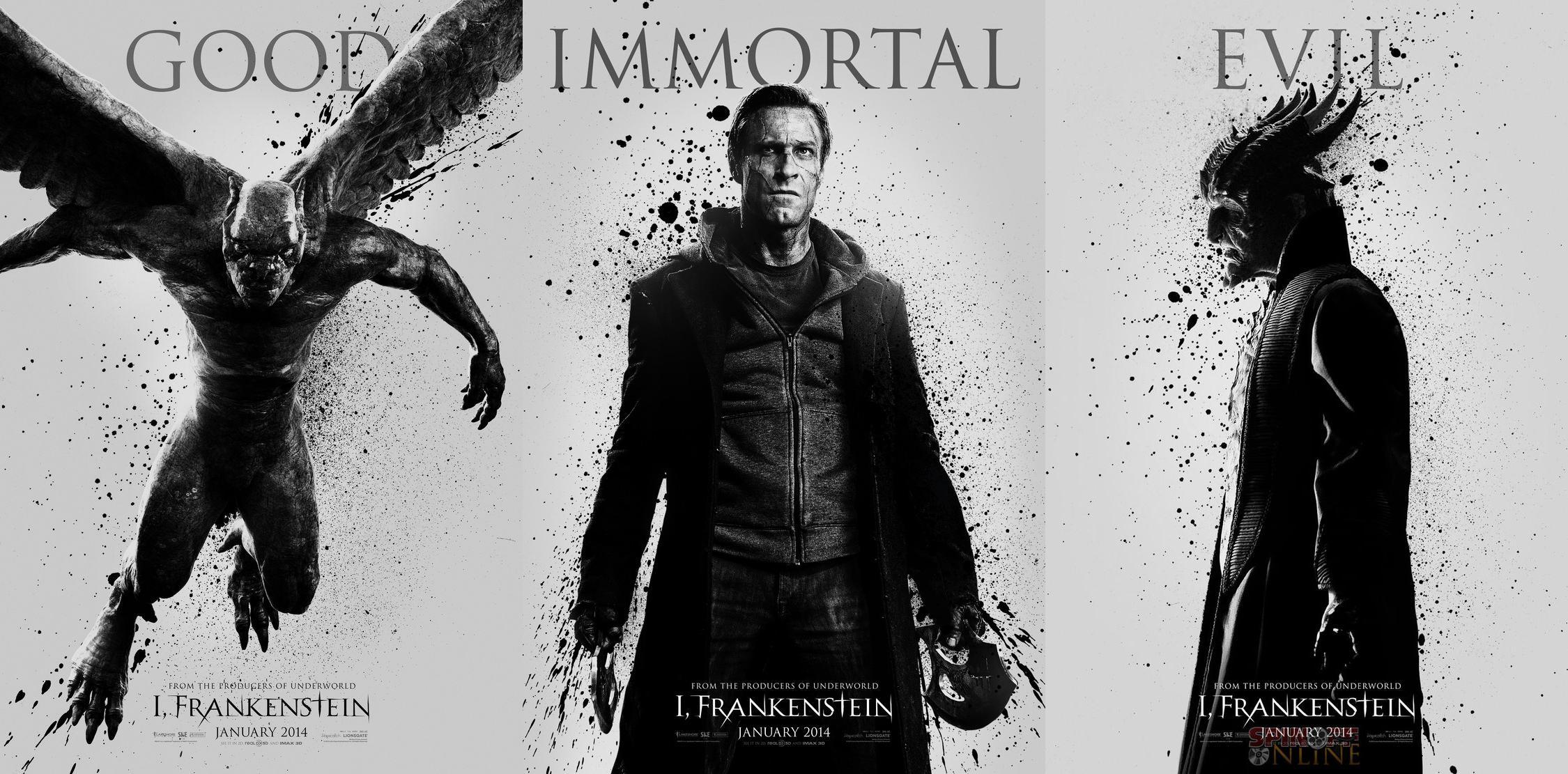 I frankenstein-0  I Frankenstein