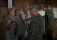 Ep 7x3 - Col. Rayburn observes Post-Op