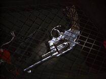 Colt New Service-the gun