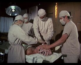 MASH 3x5-O.R. - OR Surgery scene