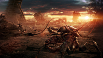 Rachni - destroy + cure sabotaged